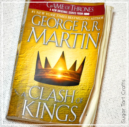 A song of Fire and Ice book #2 A Clash of Kings by George R. R. Martin