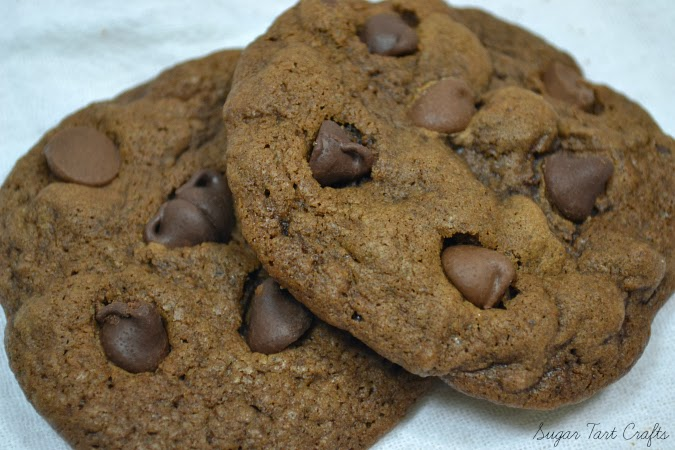 Triple Chocolate Chip Cookie Recipe
