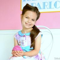Smitten Kitten Dress from Stitch & Pink