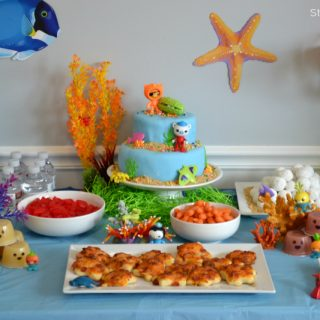 Quick & Easy – Octonauts Birthday Party