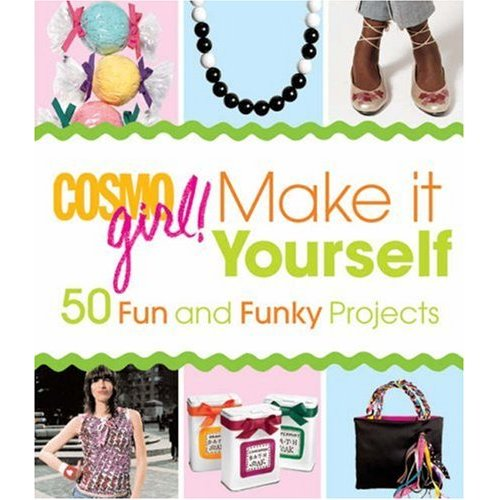 How To Make A Book Yourself : Book worm wednesday cosmo girl make it yourself