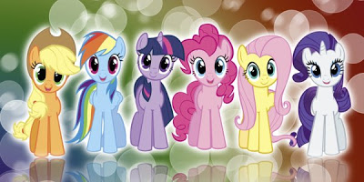 My Little Pony - Main 6 characters