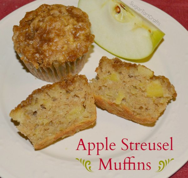 Apple Streusel Muffin Recipe