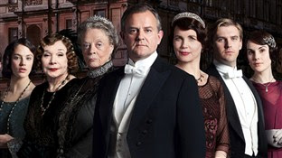Downton Family Portrait