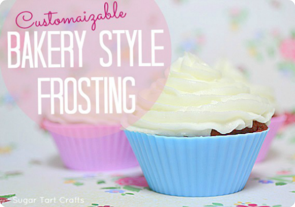 Bakery Style Frosting Recipe