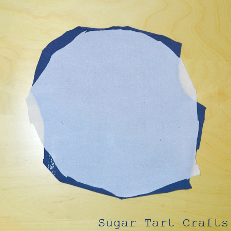 Fusible tricot interfacing