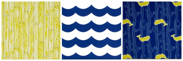 Riley Blake - Maritime Modern Fabric Collection