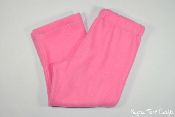 My Little Pony Costume Sew-Along - Day 8: Sewing Pants from your own pattern