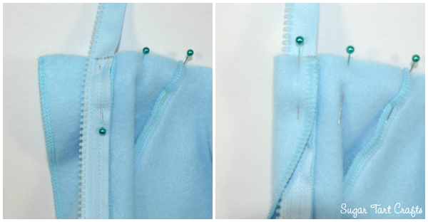 My Little Pony Costume Sew-Along - Day 4 : Attaching the Hood tutorial