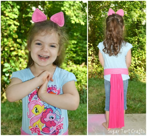 My Little Pony: Pinkie Pie Halloween costume and play-set