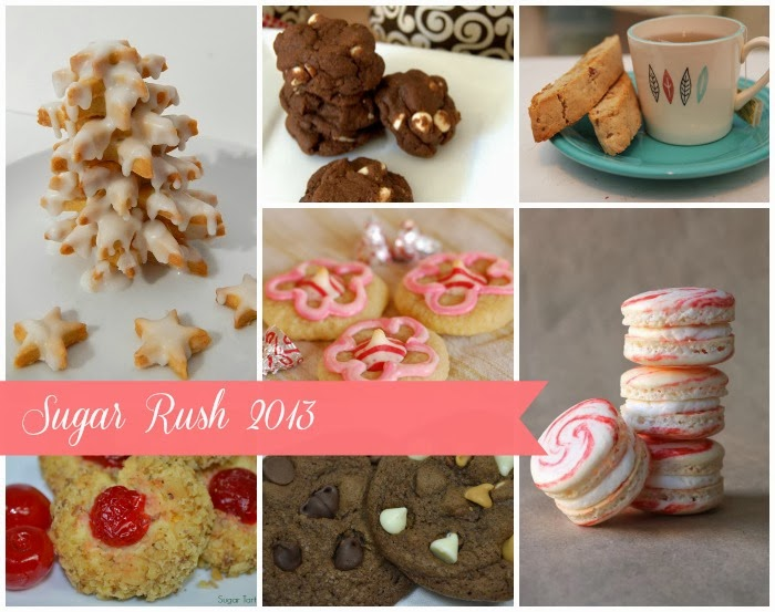 Sugar Rush 2013 - 7 delicious Christmas cookie recipes!