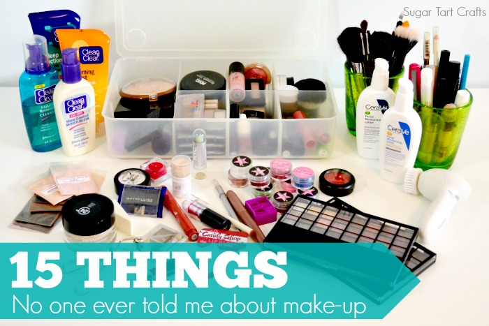 15 things no one ever told me about makeup