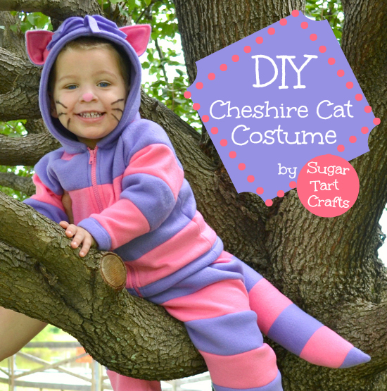 Diy cheshire cat costume stitch and pink diy cheshire cat costume solutioingenieria Gallery