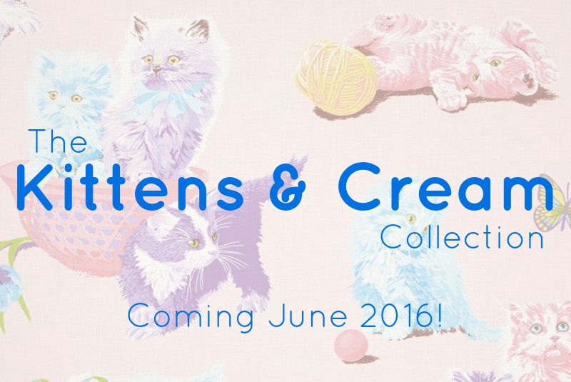 The Kittens and Cream Collection
