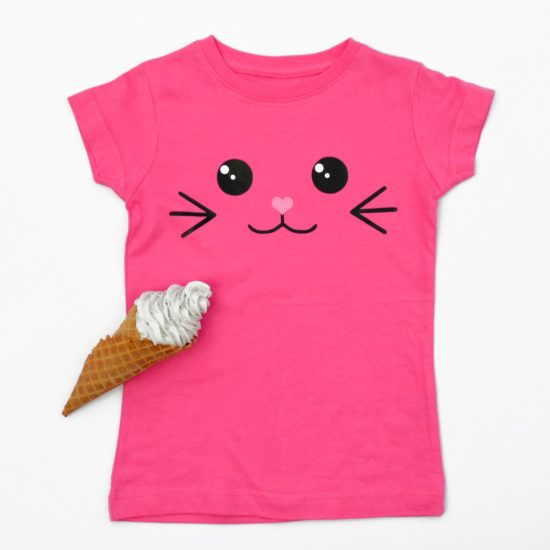 Whiskers Tee