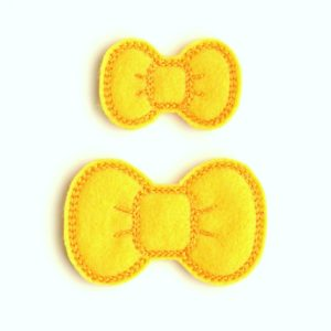 Lemon Bows